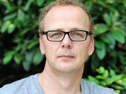 Chris Schmitz, Leiter der Tagesförderstätte Tagewerk Vogelweide